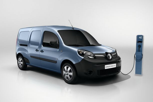 renault kangoo z e plus d 39 autonomie pour le kangoo. Black Bedroom Furniture Sets. Home Design Ideas