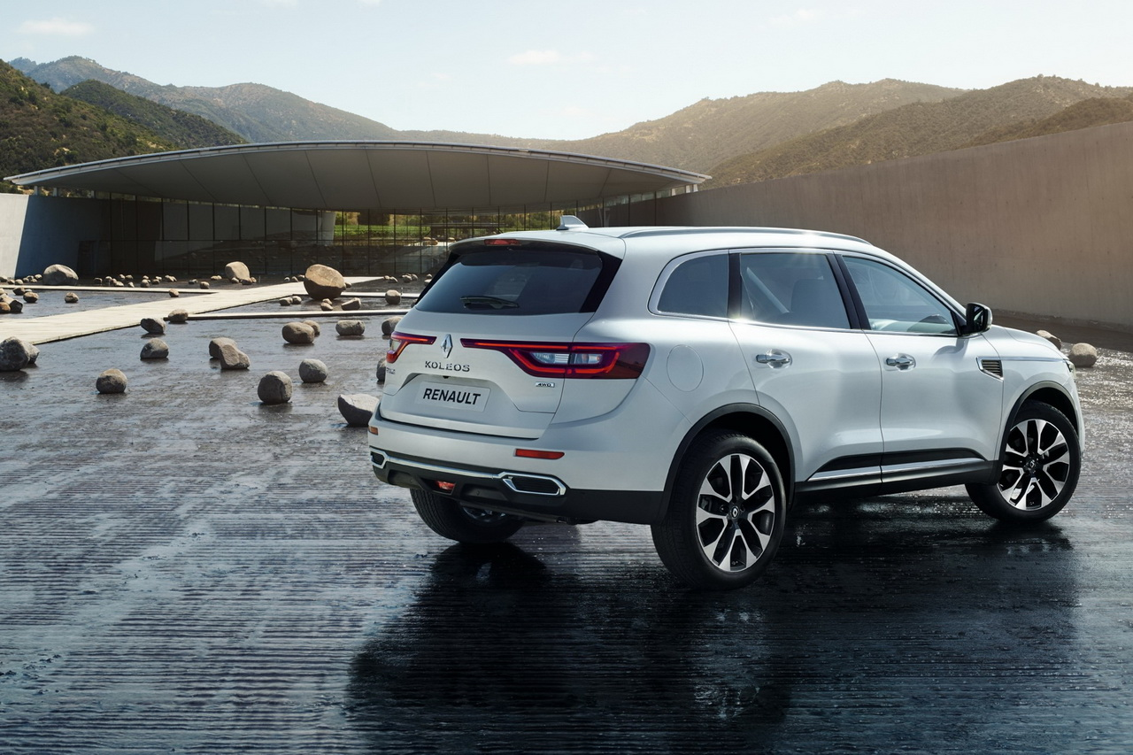 le nouveau renault koleos 2 face ses concurrents photo