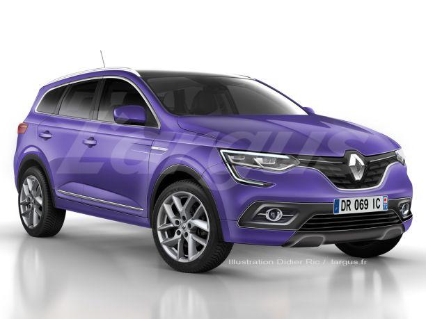 Renault Koleos 2016 Tous Les Secrets Du Suv Renault 224 7