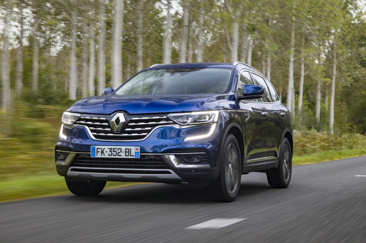 Essai Renault Koleos 2019 : notre avis sur la version 1.7 Blue dCi 150