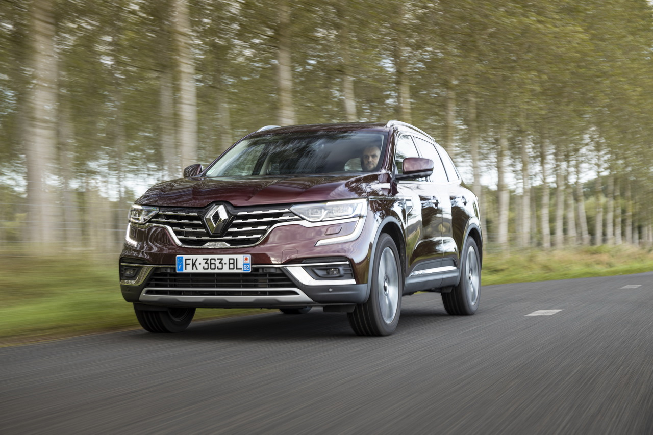 Renault Koleos. Prix en hausse pour la version restylée