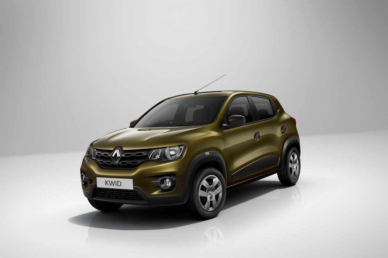 Renault kwid 2016 prix