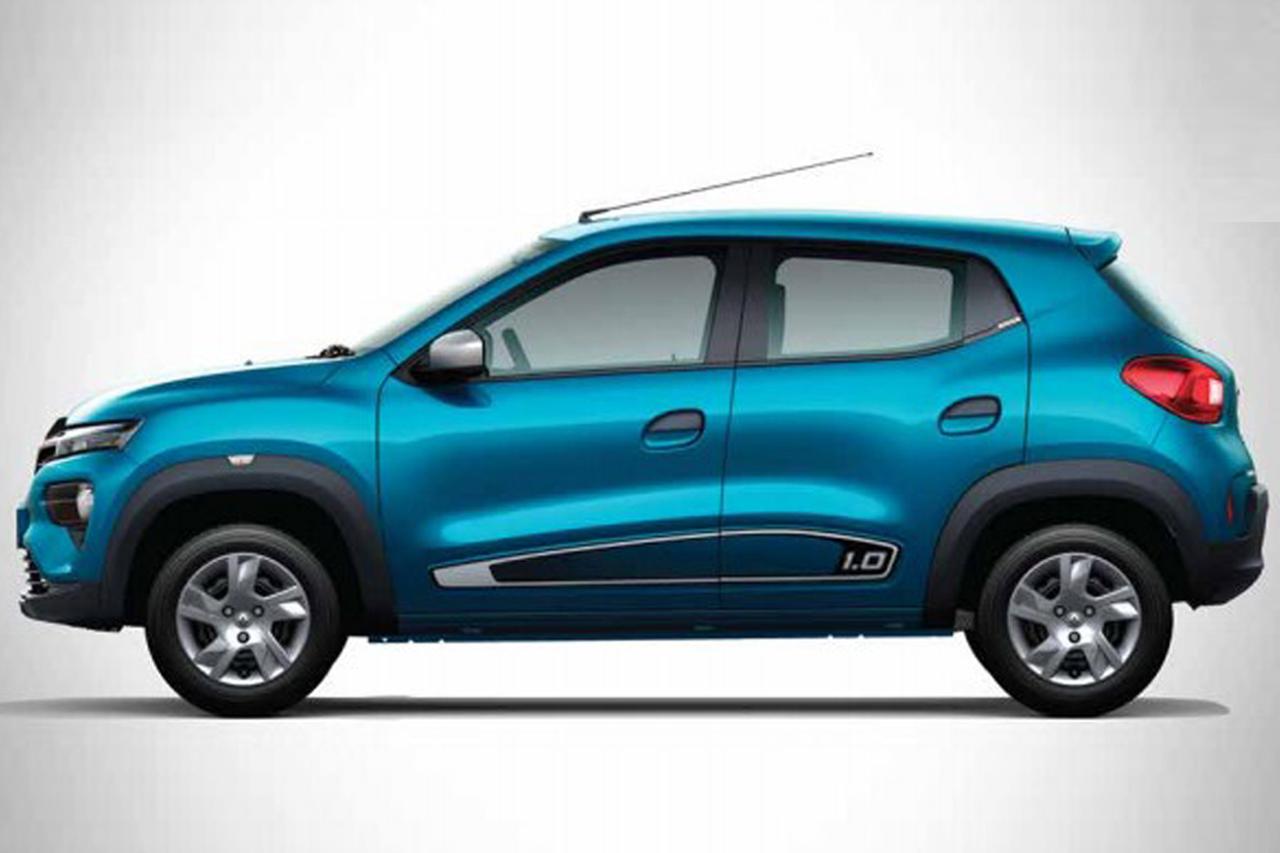 Renault Kwid restylée : la Kwid 2019 adopte un look de SUV ...