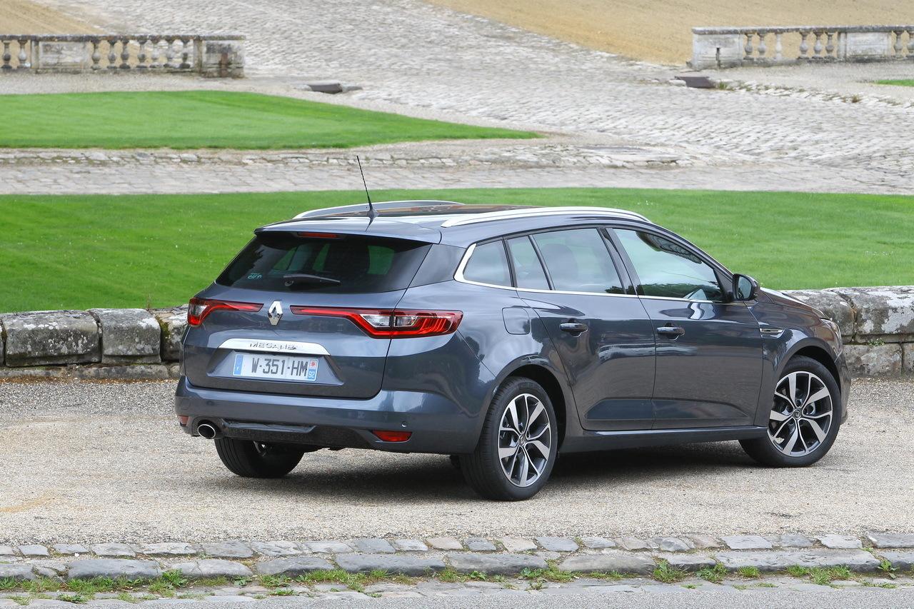 Essai Renault M 233 Gane Estate 2016 Notre Avis Sur La