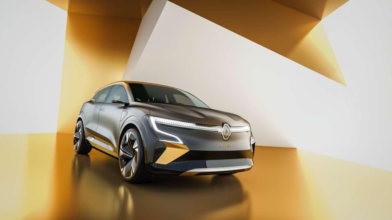Renault Le 5 Concept La R5 Revisitee En Mode Electrique