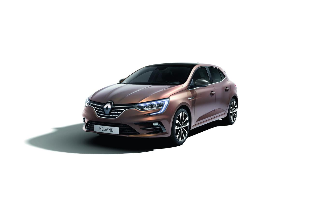 Renault Megane IV Phase II (2020) 7
