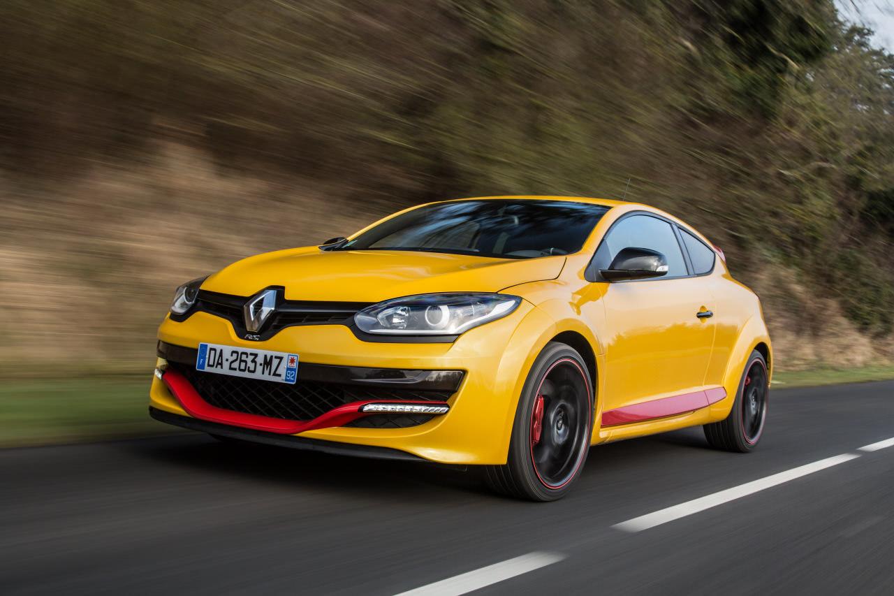Renault megane rs 2014