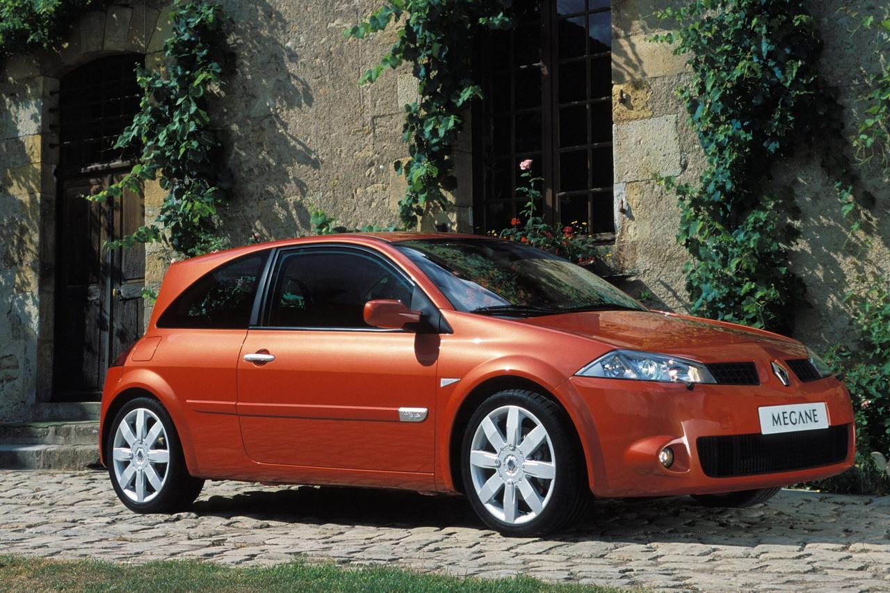 Renault M U00e9gane Rs   La Saga 2004-2019 En 40 Images - Photo  2