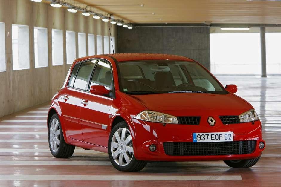 Renault M U00e9gane Rs   La Saga 2004-2019 En 40 Images - Photo  8