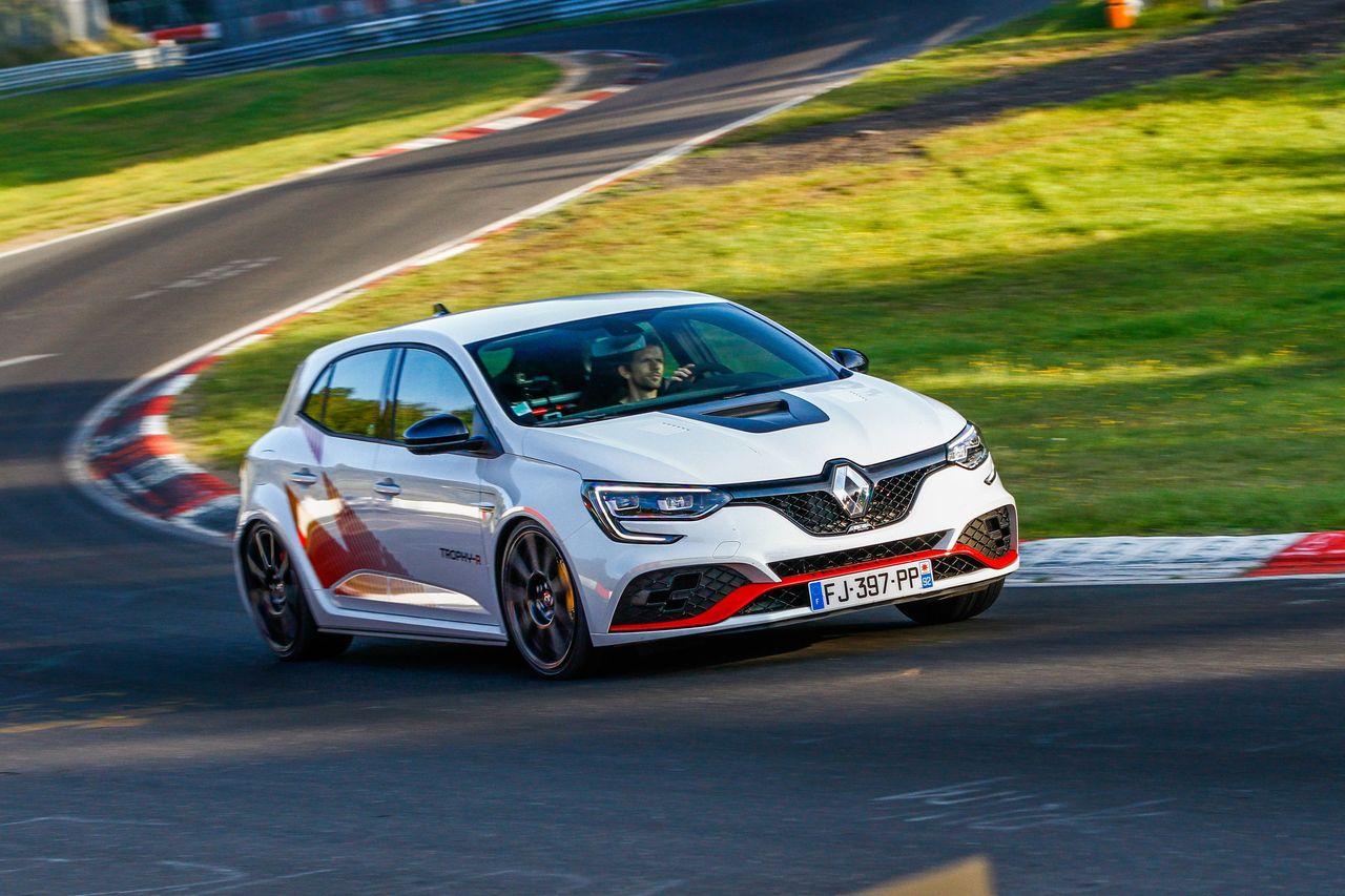 La Renault Mégane RS Trophy-R élue Sportive de l'année 2020