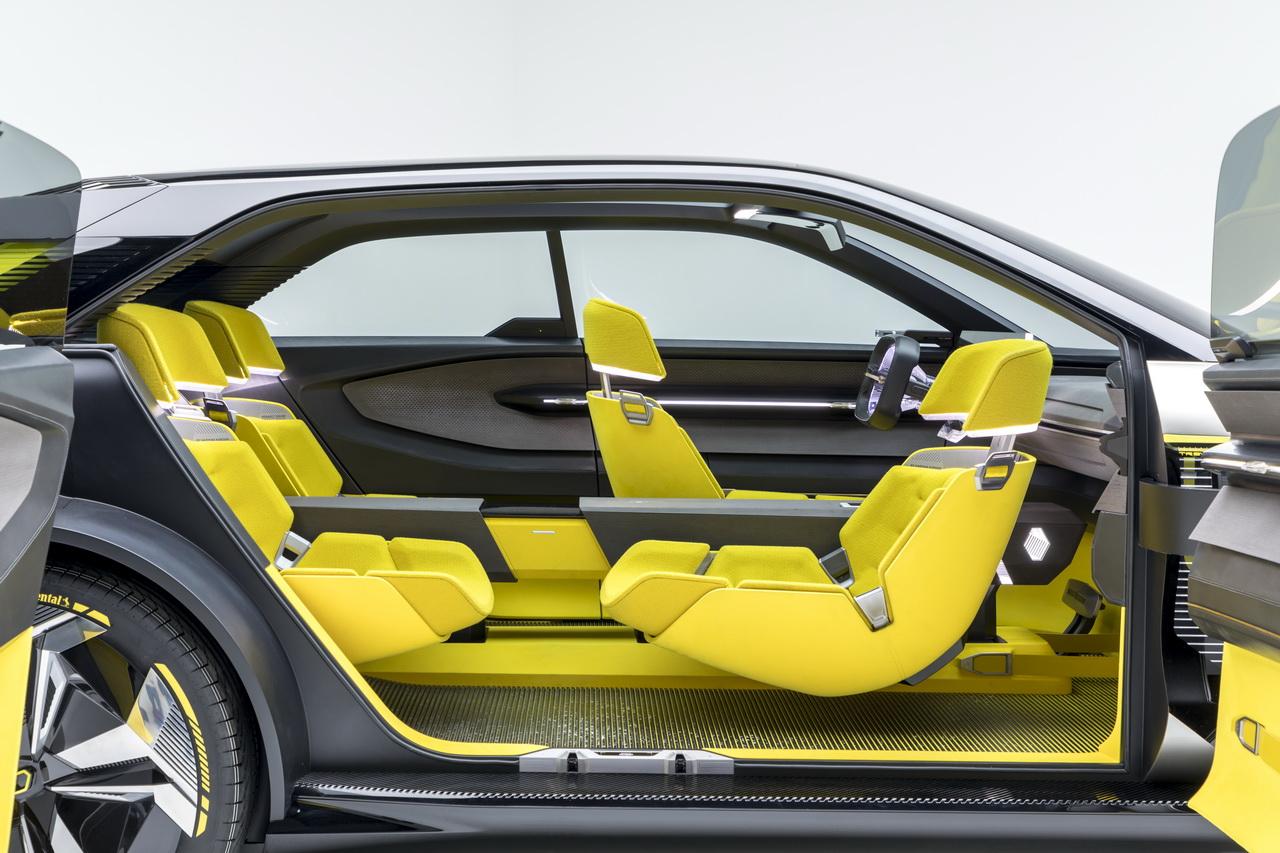 Renault Morphoz (2020) : le futur SUV familial 100 % électrique