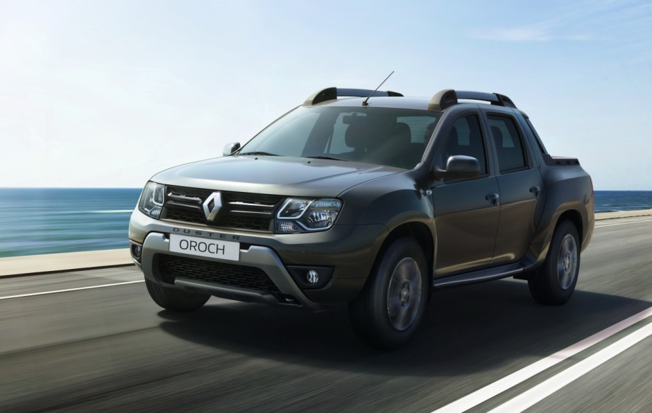 renault duster oroch 2015 premi res photos du duster pick up photo 10 l 39 argus. Black Bedroom Furniture Sets. Home Design Ideas