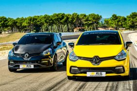 renault RS performance clio