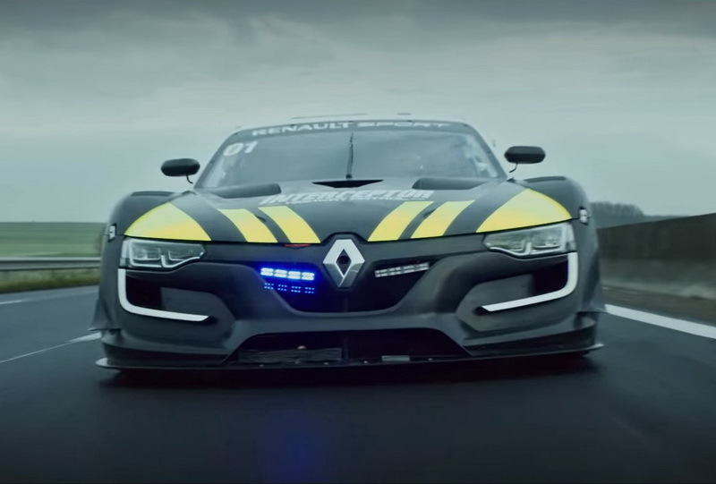 renault sport r s 01 la nouvelle voiture de la gendarmerie photo 1 l 39 argus. Black Bedroom Furniture Sets. Home Design Ideas