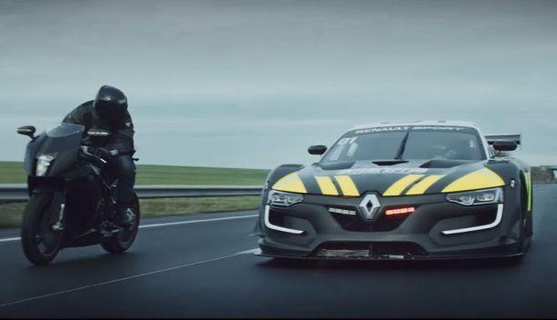 Renault Sport Rs 01 La Nouvelle Voiture De La Gendarmerie