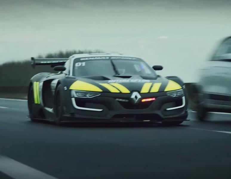 Meilleur Voiture Hybride >> Renault Sport R.S. 01 : la nouvelle voiture de la ...