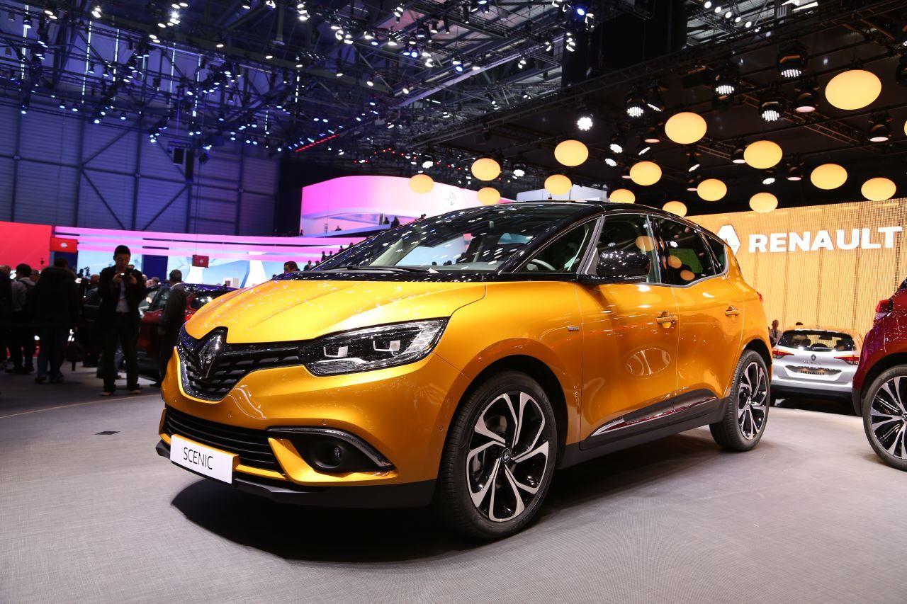 Renault salon