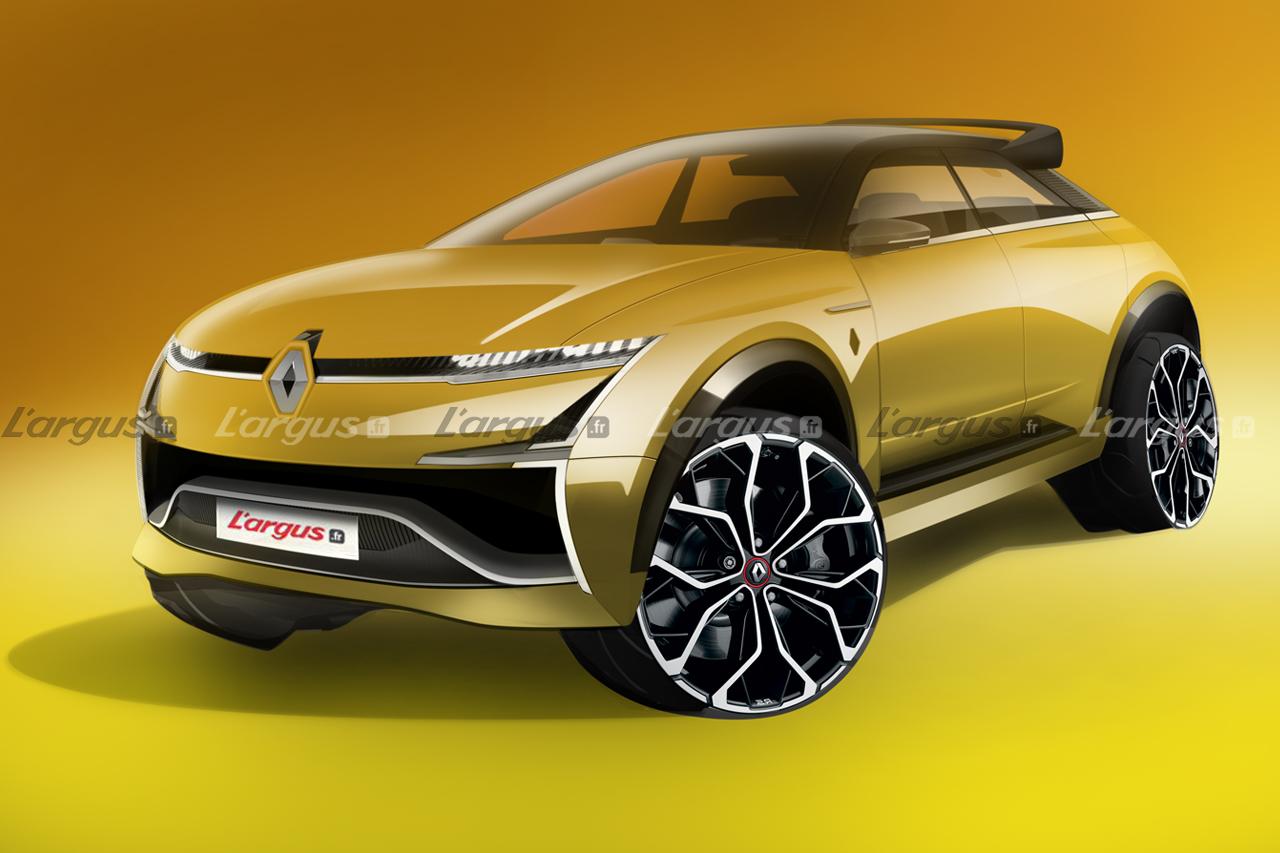 Renault RS. Le futur électrique des modèles Renault Sport