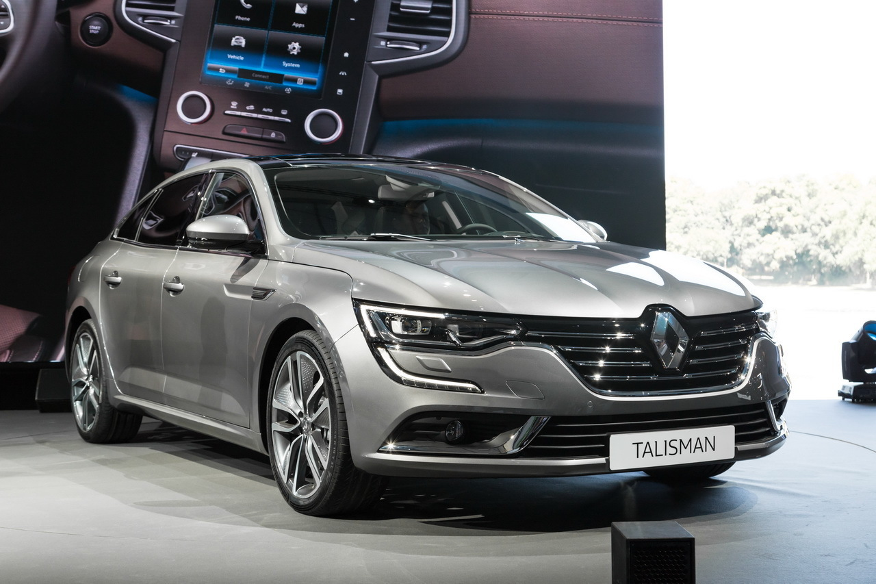 renault talisman bient t les prix d j les quipements photo 4 l 39 argus. Black Bedroom Furniture Sets. Home Design Ideas