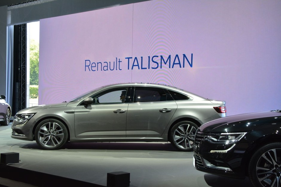 en direct pr sentation de la renault talisman la nouvelle laguna photo 30 l 39 argus. Black Bedroom Furniture Sets. Home Design Ideas