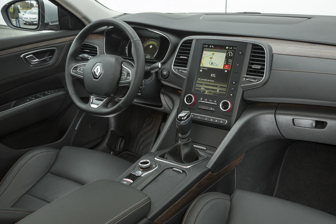 Essai Renault Talisman Face 224 La Volkswagen Passat