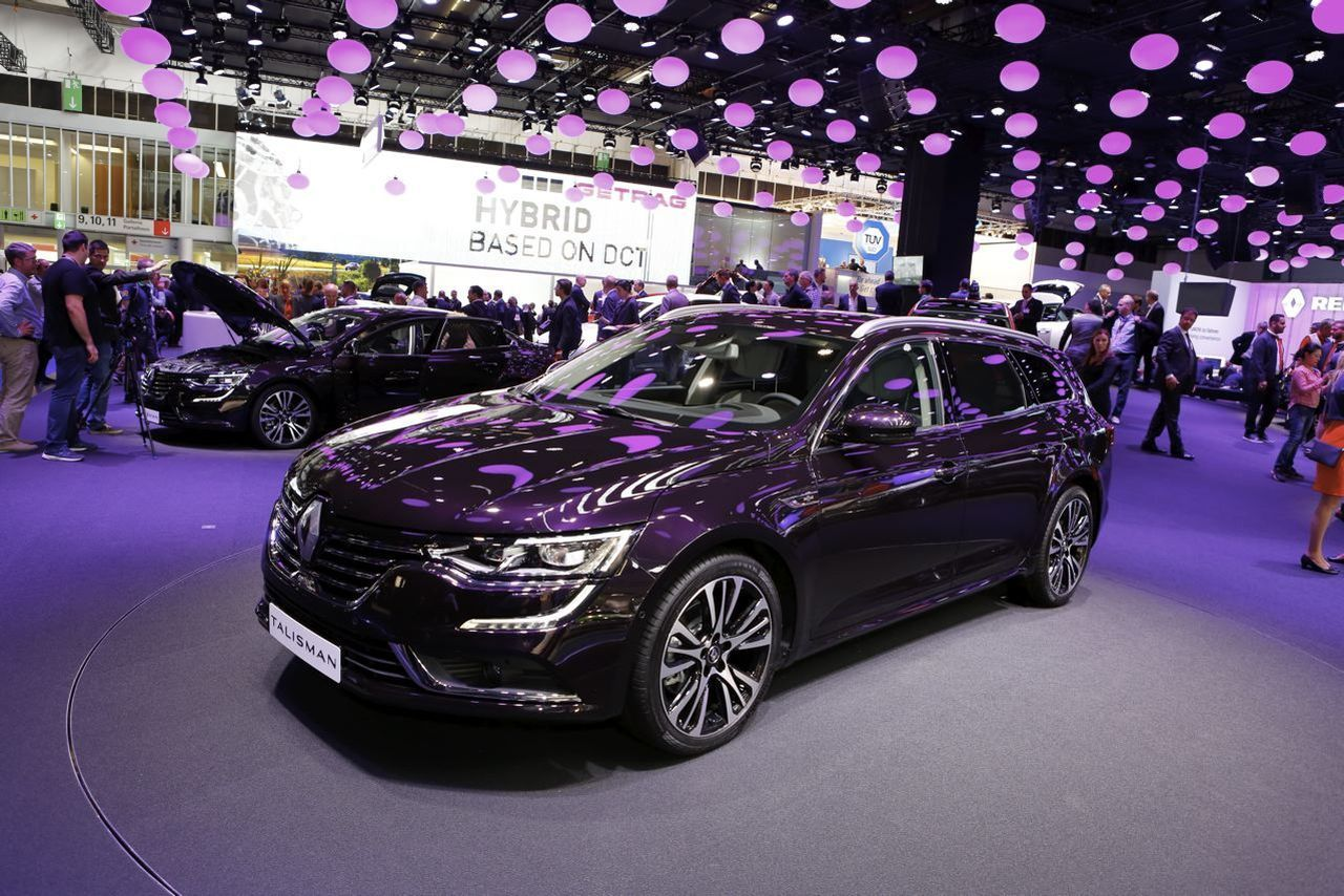 renault talisman initiale paris le break premium de renault l 39 argus. Black Bedroom Furniture Sets. Home Design Ideas