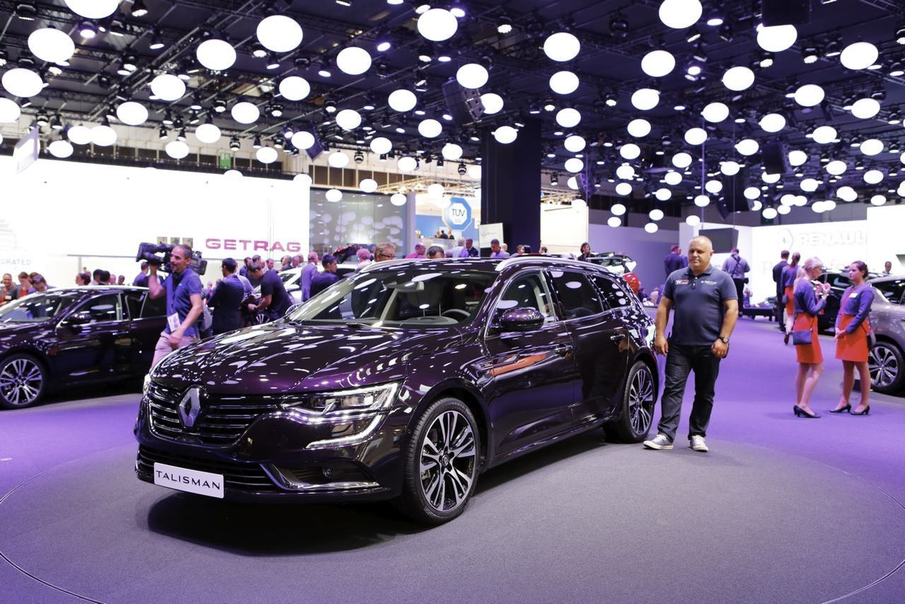renault talisman initiale paris le break premium de renault photo 31 l 39 argus. Black Bedroom Furniture Sets. Home Design Ideas