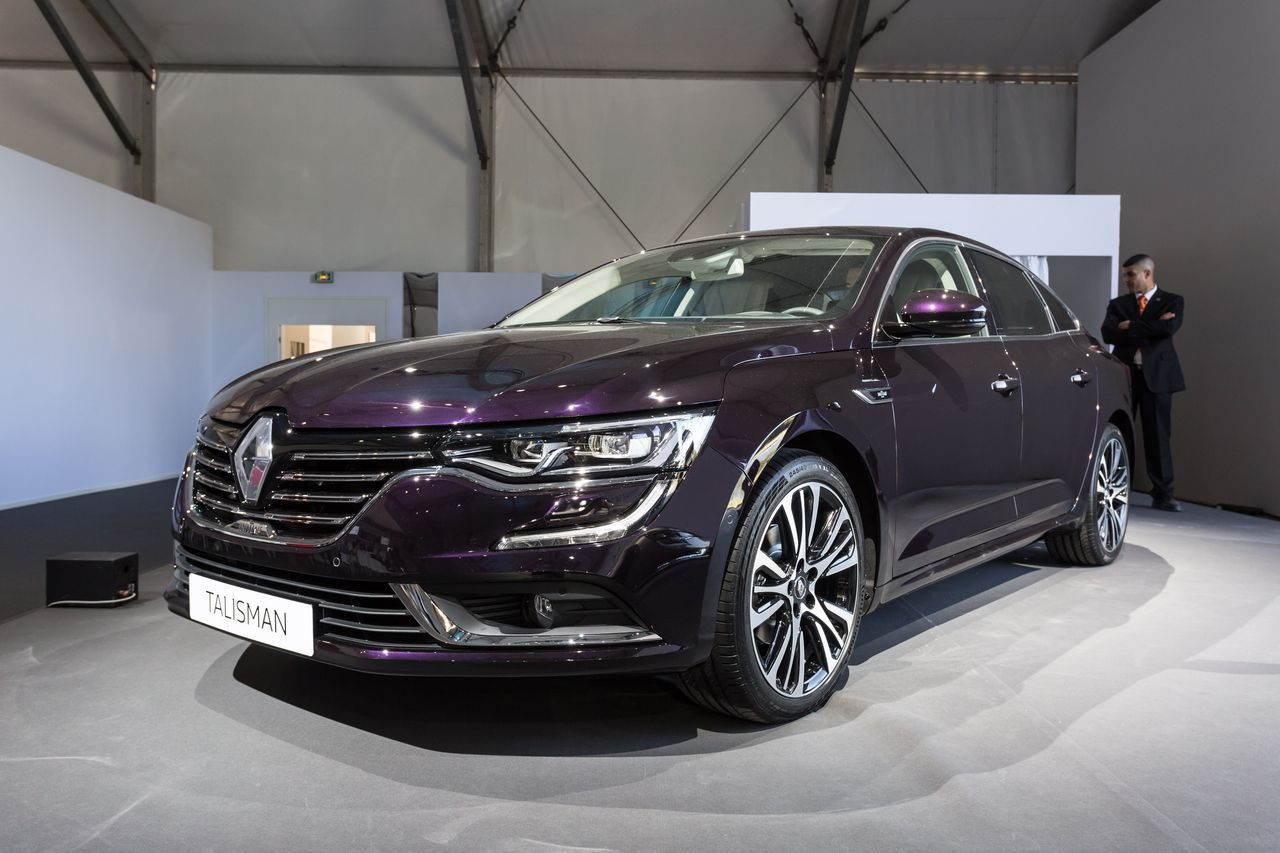 renault talisman bient t les prix d j les quipements photo 8 l 39 argus. Black Bedroom Furniture Sets. Home Design Ideas
