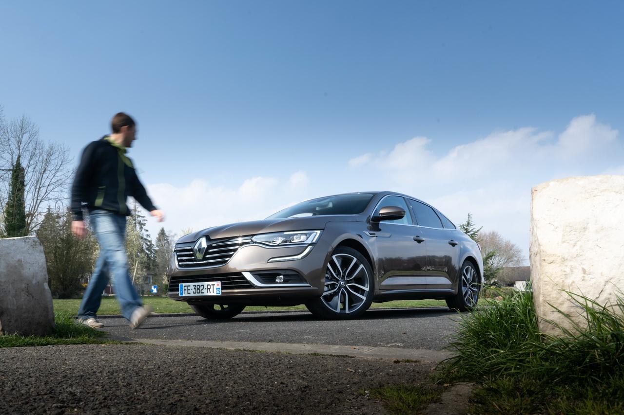 Essai Renault Talisman Blue dCi 160 EDC : le retour du 2.0 diesel