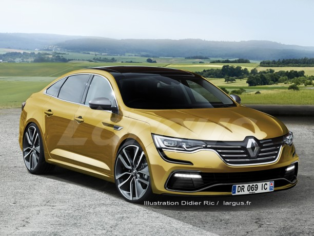 renault talisman rs l 39 h riti re de la safrane biturbo l 39 argus. Black Bedroom Furniture Sets. Home Design Ideas