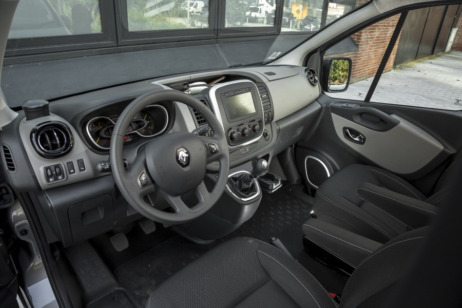 fiat talento 2016 le renault trafic la sauce italienne photo 6 l 39 argus. Black Bedroom Furniture Sets. Home Design Ideas
