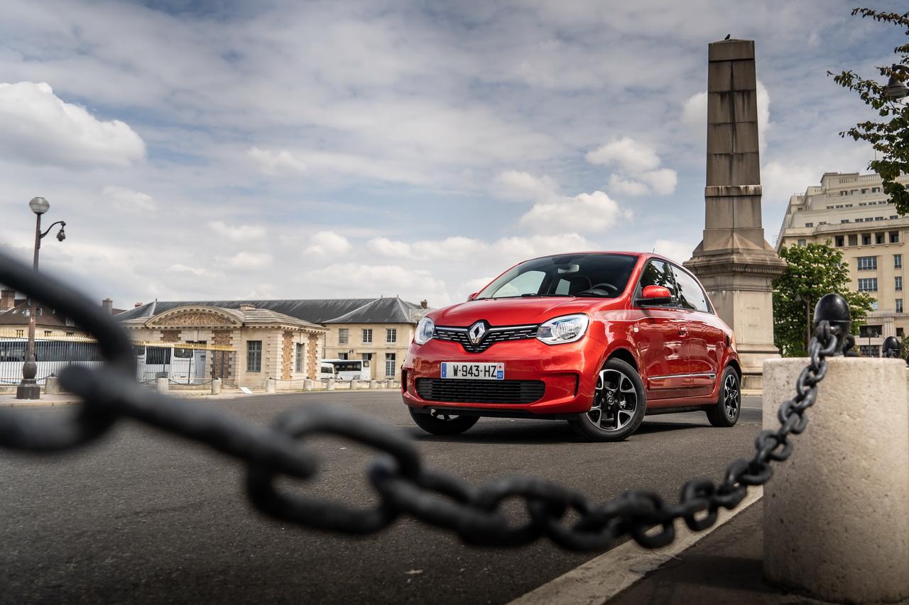 Renault Twingo ZE : la citadine électrique bientôt commercialisée