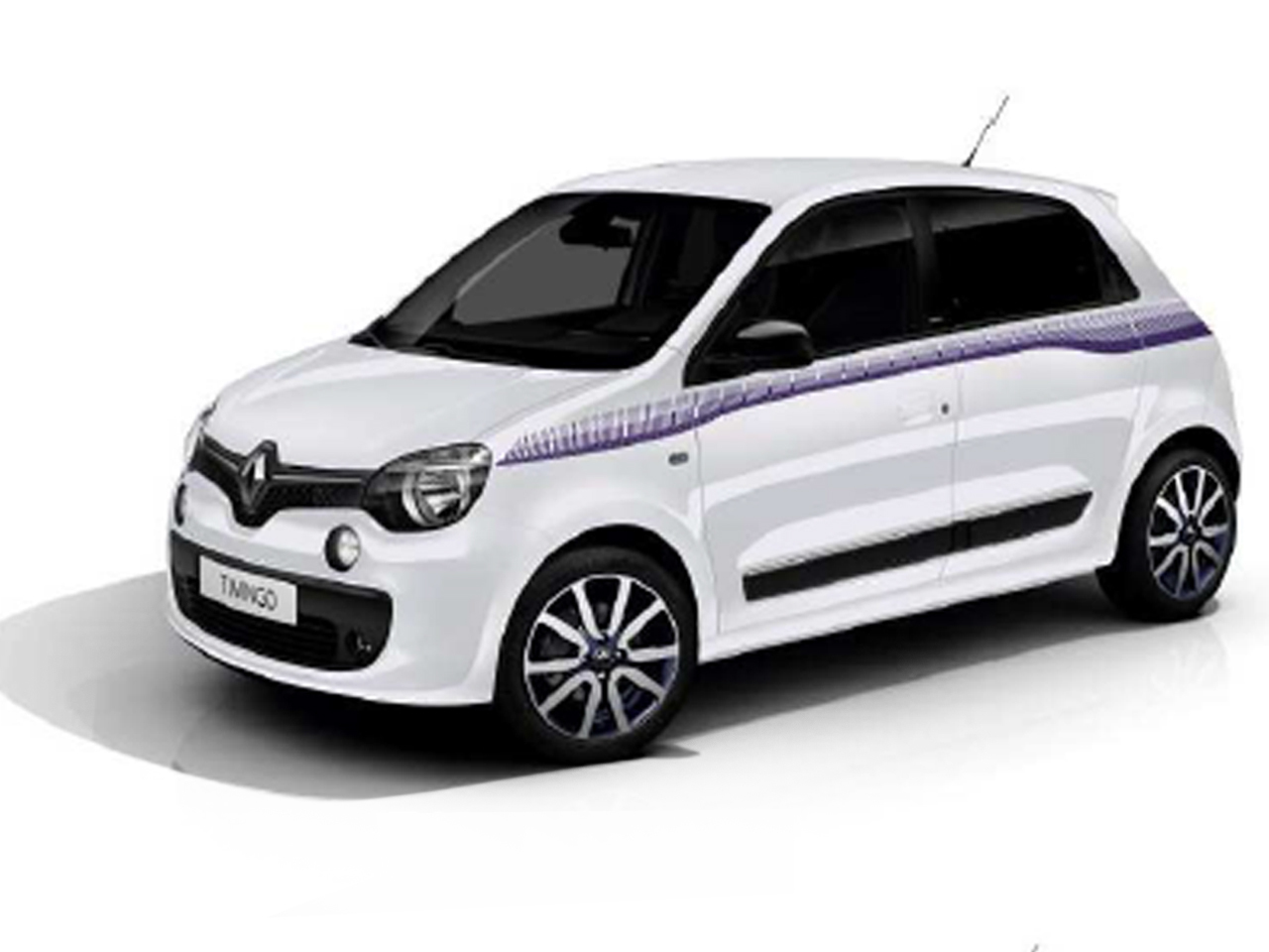 renault twingo cosmic une s rie limit e et automatis e. Black Bedroom Furniture Sets. Home Design Ideas