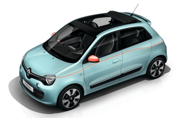 renault twingo hipanema nouvelle s rie sp ciale color e. Black Bedroom Furniture Sets. Home Design Ideas
