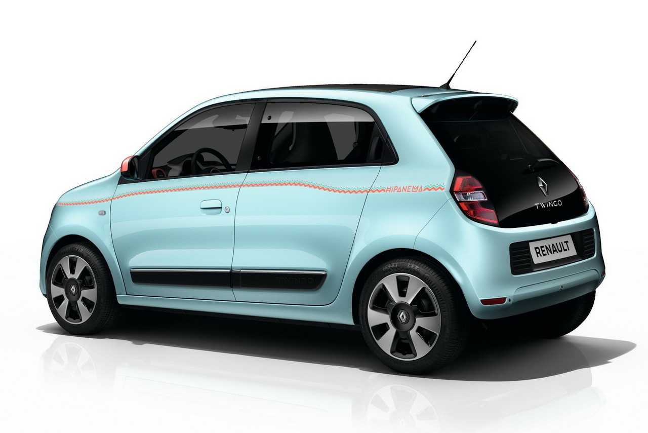 renault twingo hipanema nouvelle s rie sp ciale color e photo 2 l 39 argus. Black Bedroom Furniture Sets. Home Design Ideas