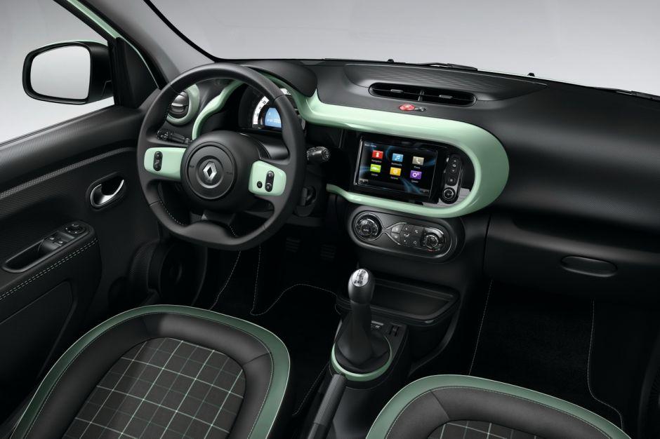 Renault Twingo La Parisienne : prix et équipement de la série ...