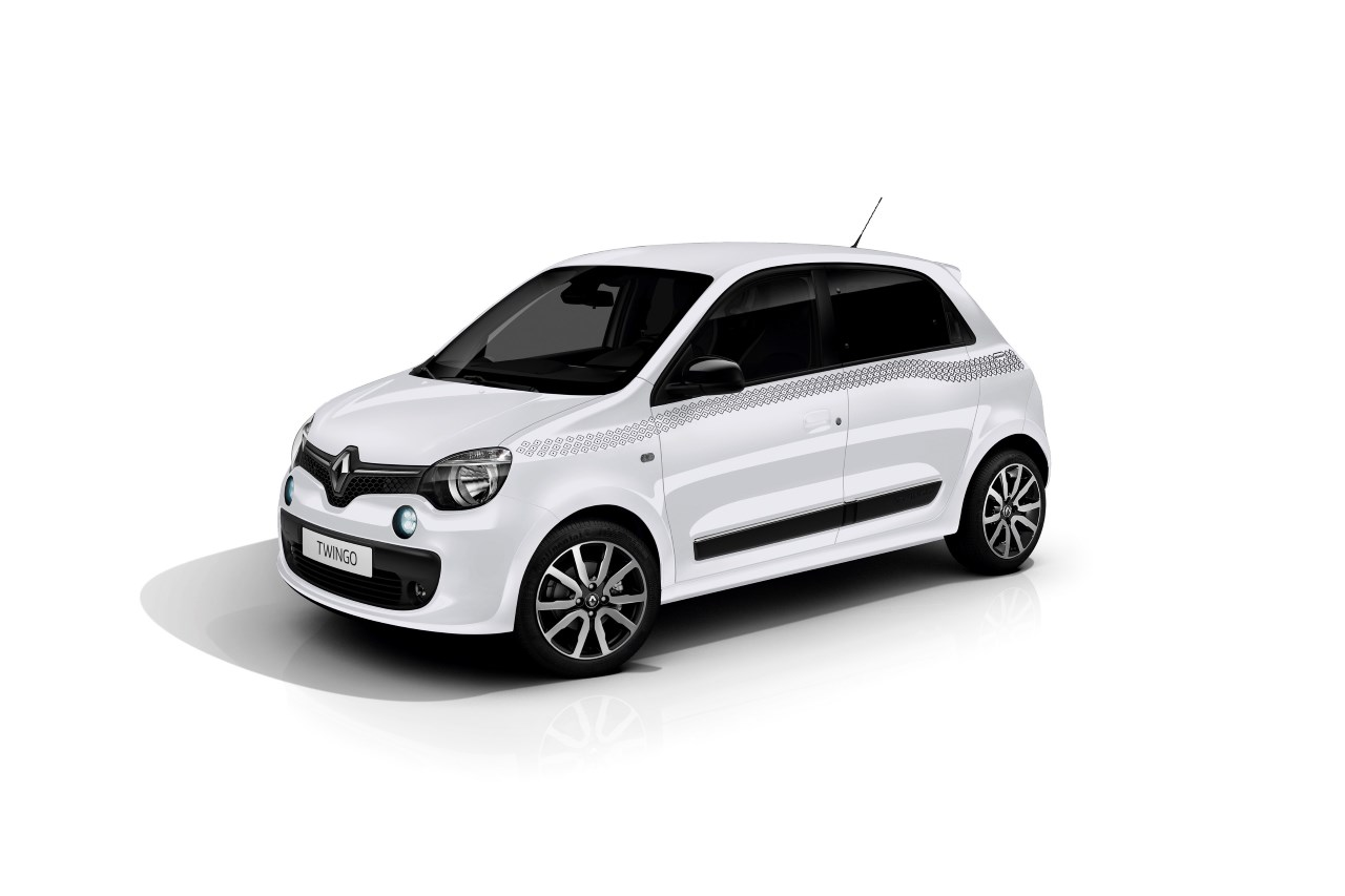 renault twingo midnight une s rie limit e chic pour 2017 photo 2 l 39 argus. Black Bedroom Furniture Sets. Home Design Ideas