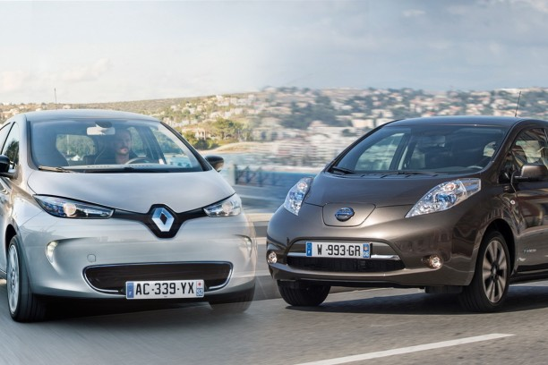 renault zo nissan leaf une plateforme commune en 2020 l 39 argus. Black Bedroom Furniture Sets. Home Design Ideas