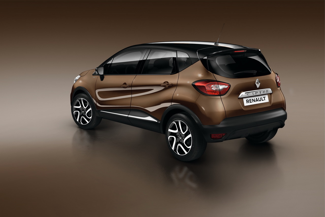 renault captur hypnotic 2015 une s rie limit e chic l 39 argus. Black Bedroom Furniture Sets. Home Design Ideas