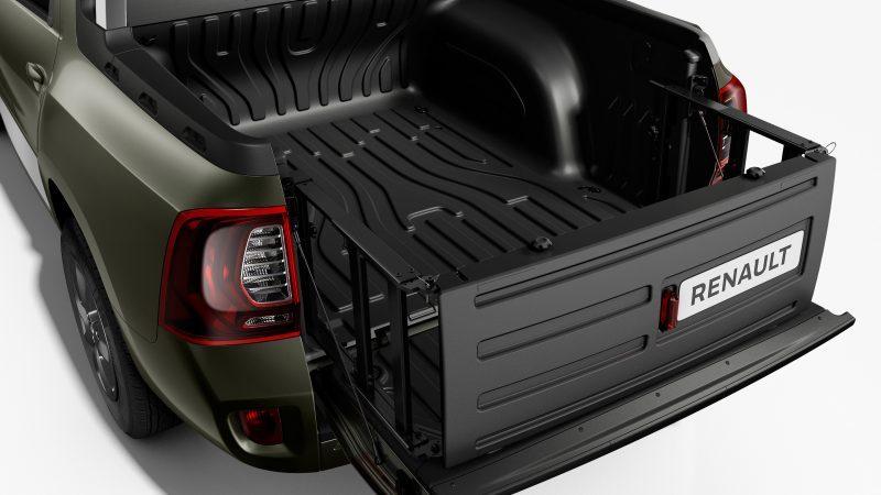 renault duster oroch le pick up duster bient t en vente photo 1 l 39 argus. Black Bedroom Furniture Sets. Home Design Ideas