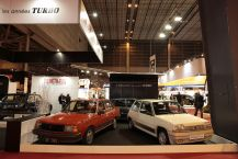 Retromobile 2017 : les Renault Turbo s'invitent chez « Youngtimers »