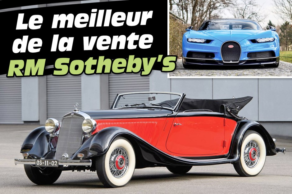 r tromobile 2018 la vente aux ench res rm sotheby 39 s en images photo 1 l 39 argus. Black Bedroom Furniture Sets. Home Design Ideas