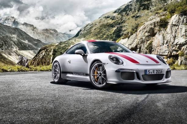 porsche 911 r d 39 occasion un prix d j au dessus du million d 39 euros l 39 argus. Black Bedroom Furniture Sets. Home Design Ideas