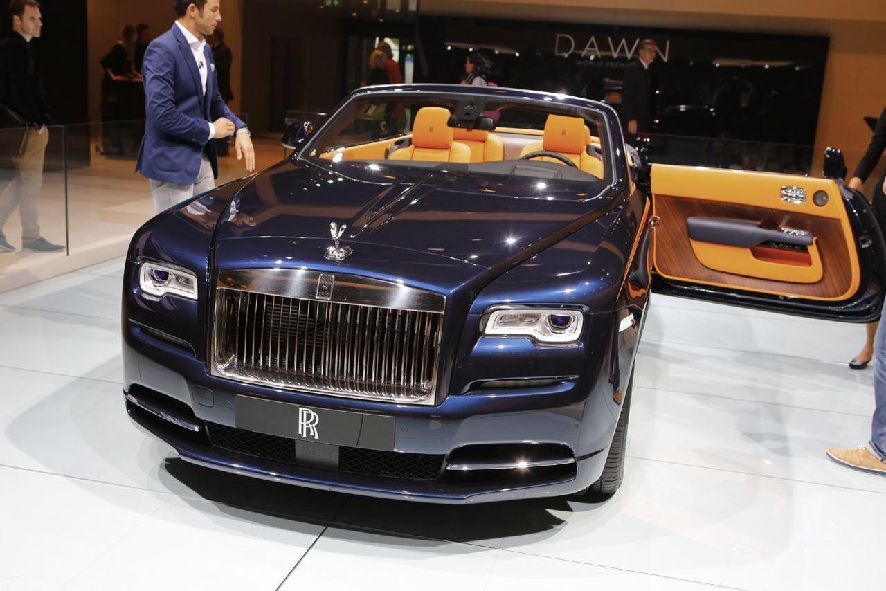 top 10 des voitures les plus ch res du salon de francfort 2015 photo 10 l 39 argus. Black Bedroom Furniture Sets. Home Design Ideas