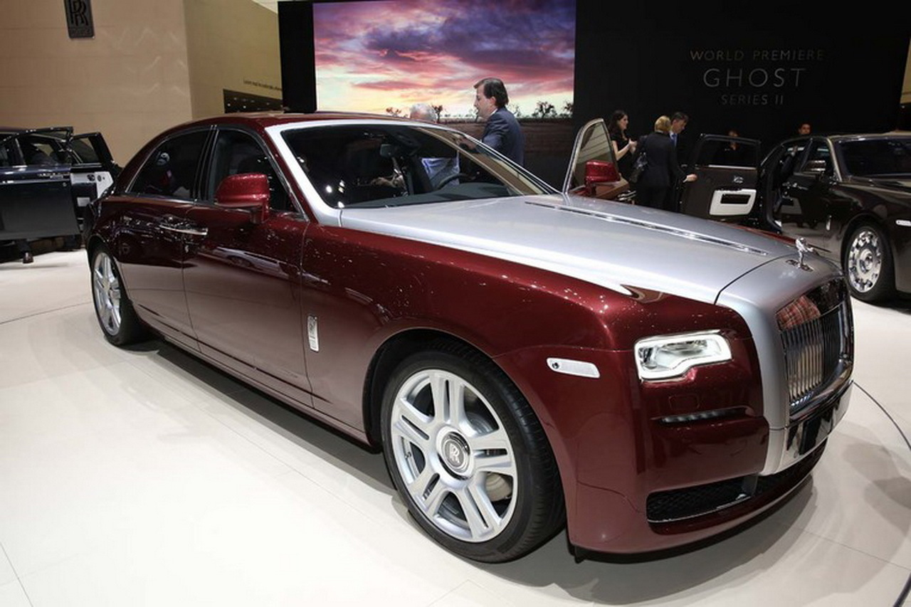 rolls royce ghost rolls royce ghost series ii encore plus confortable c 39 est possible. Black Bedroom Furniture Sets. Home Design Ideas