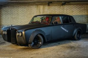 rolls royce silver shadow drift noire