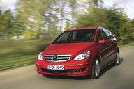 Dossier Qualité / Fiabilité Mercedes-Benz Classe B I (T245)
