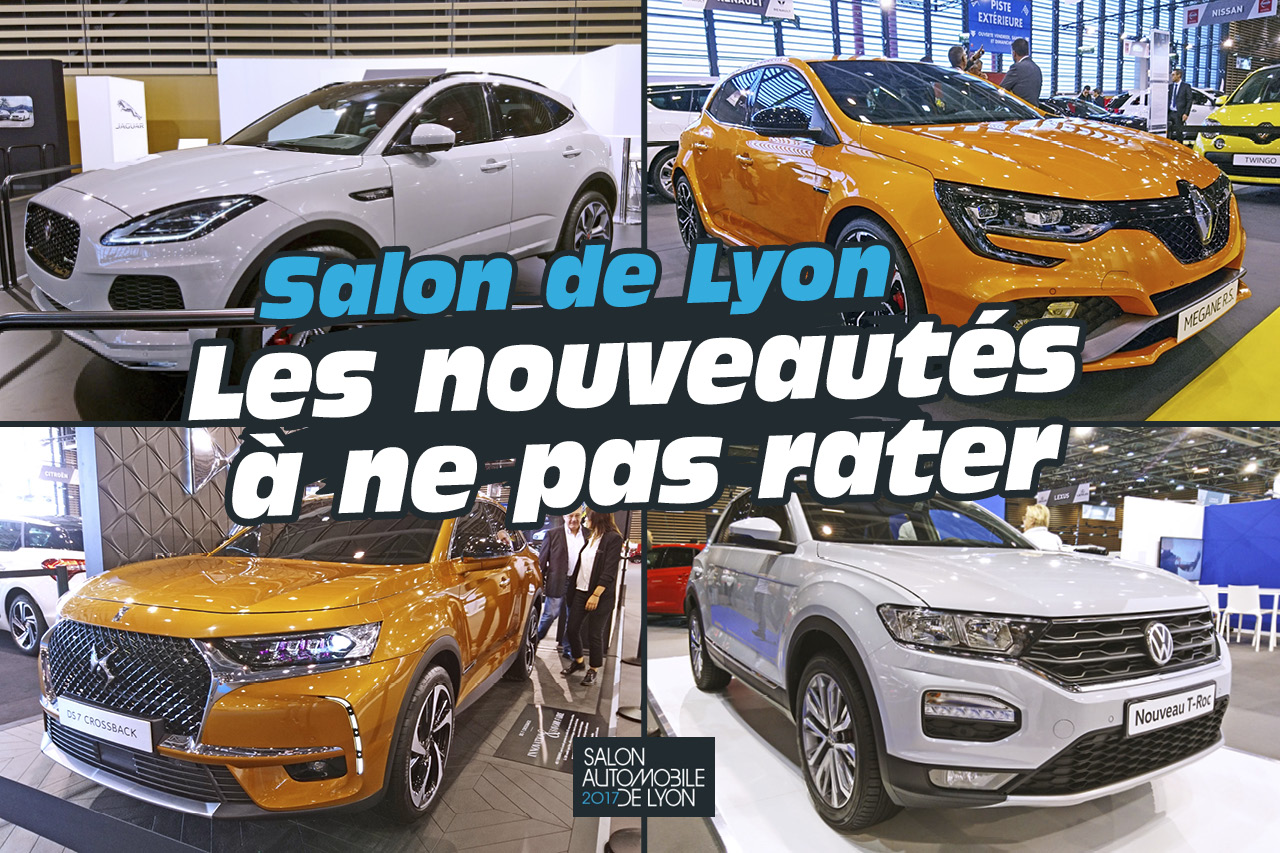 Salon de lyon 2017 les nouveaut s ne pas manquer for Salon de lyon 2017