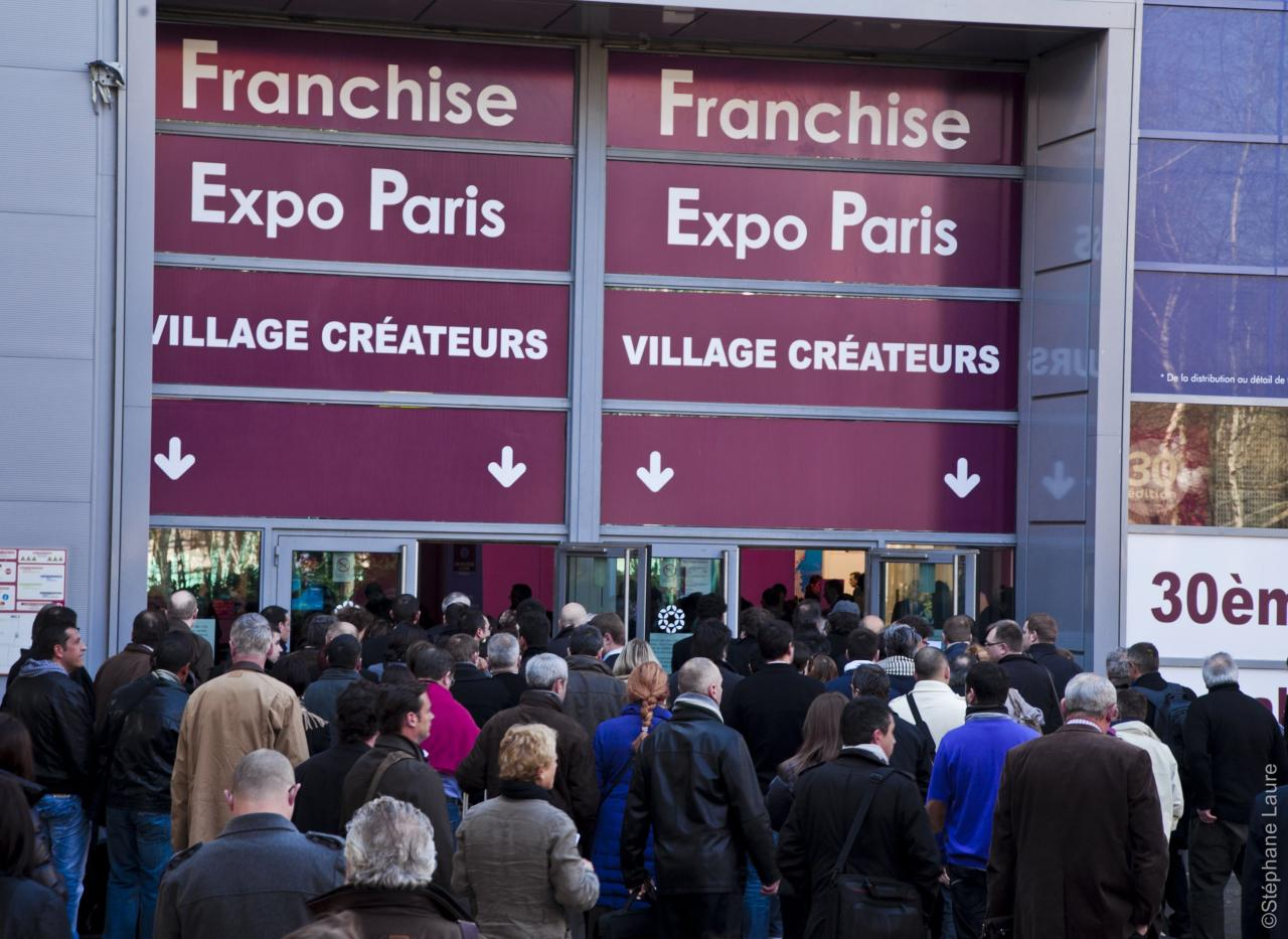 Nouvelle dition du salon de la franchise l 39 argus - Salon de la franchise date ...