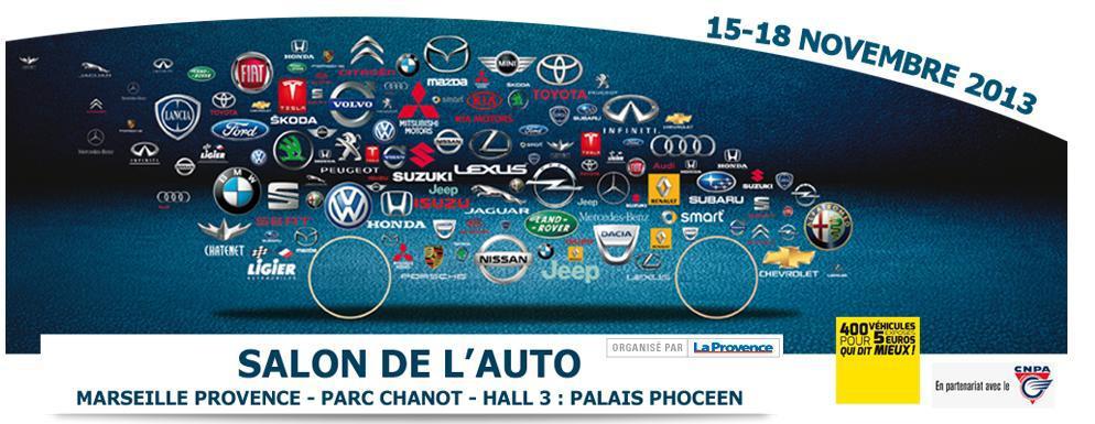 Plus de 30 000 visiteurs au salon de l 39 auto de marseille for Salon auto marseille